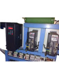 Contrôleur électrique d'élévateur de moteur de 3 phases
