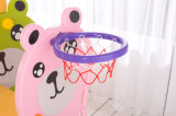 가족 (HBS17020A)를 위한 2017의 곰 작풍 플라스틱 아이 활주 그네 장난감