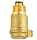 Venta de la vávula de bola interna telescópica de cobre amarillo de la cuerda de rosca