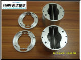 Piezas que trabajan a máquina autos de aluminio modificadas para requisitos particulares del CNC de los recambios del OEM de la precisión