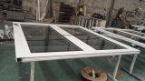 Deur van de Schommeling van de Deur van het aluminium de Franse uit