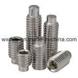 중국 ASME/ANSI B 18.3에서 개 점 공급자와 가진 스테인리스 304 육각형 소켓 멈춤나사