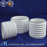 Tubo di ceramica del manicotto metallizzato allumina