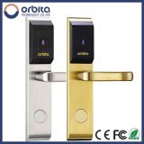 Orbita Intelligent High Security Electronic Door Door Lock com alça de aço inoxidável