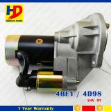 motor de acionador de partida do motor de 4be1 4D98 para Isuzu