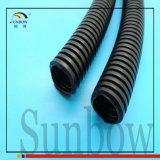 물결 모양 직조기 배관을 덮는 Sunbow 철사