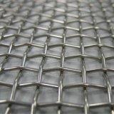 ひだを付けられた金網かひだを付けられた網または金網