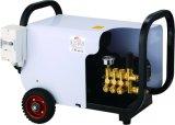 Máquina de alta presión de la limpieza del coche de la arandela del cobre eléctrico de la agua fría con precio razonable