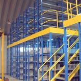 2 Stufen-Fußboden-Zahnstange mit Voorratsbehälter