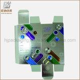 Plegada fabricante de papel de pasta de dientes cuadro de impresión en China
