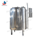 中国のステンレス鋼タンク化学食品等級混合タンク
