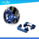 Peças controladas de rádio feitas sob encomenda de anodização coloridas de Parts&Associated Parts&Integy dos carros do CNC