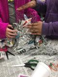 Мелкоячеистая сетка Sailin для украшения рождественской елки