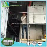 Nonmetal EPS van het Bouwmateriaal het Lichtgewicht Vuurvaste die Comité van de Sandwich in China wordt gemaakt