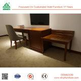 対の寝室セットの純木のホテルの家具が付いている合板