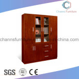 Шкаф офисной мебели цвета опционный заполняя