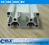 Perfil de aluminio caliente de la venta 40*40 en Hlx