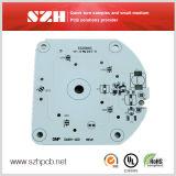 Doble cara Junta de PCB de aluminio rígida para LED