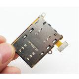 para o cabo do cabo flexível do leitor de entalhe do suporte de cartão de Lenovo Phab Pb1-750 Pb1-750n SIM