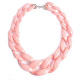 Juwelen van de Halsband van de Nauwsluitende halsketting van de Keten van de manier de Acryl Grote