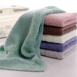 100%年の綿のホテルのホーム表面/手タオル