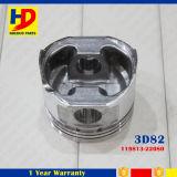 Delen van de Dieselmotor van het graafwerktuig 3D84 voor Zuiger met OEM (119813-22080)