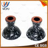 Tazón de fuente de cerámica de la melaza del tabaco de la cachimba