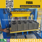 Bon bloc de vibration de la vente Qt4-24 de l'Afrique faisant le prix de machine au Ghana