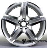 La rotella della lega borda i pezzi di ricambio per Mercedes-Benz