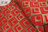 Tela del sofá y de los muebles del Chenille de la tapicería