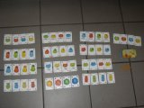 Playingcards con los recuerdos Designes