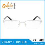 Qualität Halb-Randlose TitanEyewear Brille-Glas-optischer Rahmen (8411)