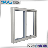 Aluminium/Aluminium schiebendes Windows für Hotel/Handelsgebäude-Wohnhaus