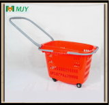 Panier en plastique Mjy-Tr08 de roulis