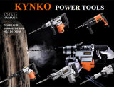 動力工具のマルチ働くことのための回転式破壊のハンマー