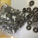 StahlBearing+Plastic Fall, Unruhe-Spinner