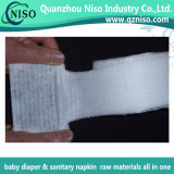 Ceinture élastique non tissée élastique pour couches de bébé avec SGS (TXH-098)
