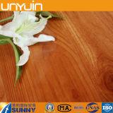 Carrelage en plastique de vinyle de PVC en bois d'anti de glissade bâton d'individu