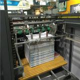 Padrão de estratificação do Ce da máquina da película Fmy-Zg108 térmica de papel automática