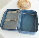 Versión coreana del nuevo totalizador L de acabado acodado rectángulo del bolso del bulto del bolso de la ropa del recorrido