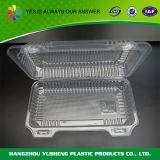 Conteneur de nourriture en plastique clair BPA-Libre