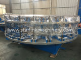 Starlink/Xingzhong halbautomatische PVC/TPR Schuhe BAD Einspritzung-Maschine