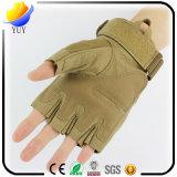 Herbst-und Winter-warme Männer mit Samt PU-Lederimitat-Handschuhen