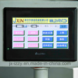 Stampatrice piana rotativa automatica della matrice per serigrafia