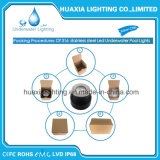 Luz Recessed da associação do diodo emissor de luz de Undertater para Compeletly impermeável