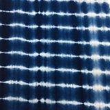 Hztd105 Rayón del tinte del lazo de tela para prendas de moda los vestidos