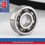 P6 Z3V3 Chromstahl-Bewegungsmotor-tiefes Nut-Kugellager (6204open/-2RZ/-2RS/-ZZ)