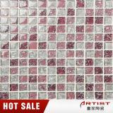 Crackle/mosaico di vetro rotto di Mosai di figura di vetro dell'acqua per la stanza da bagno e la piscina