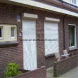 Aluminiumfenster-Vorhang-automatische Walzen-Sturm-Blendenverschlüsse