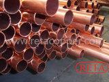 Weiches Temperament-gerades kupfernes Rohr für R410 a